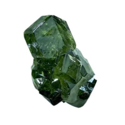 Demantoide pietra dura preziosa