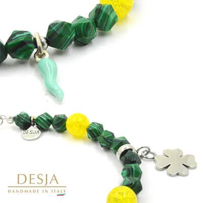 Pietra malachite significato - pietra verde | Desja Jewels