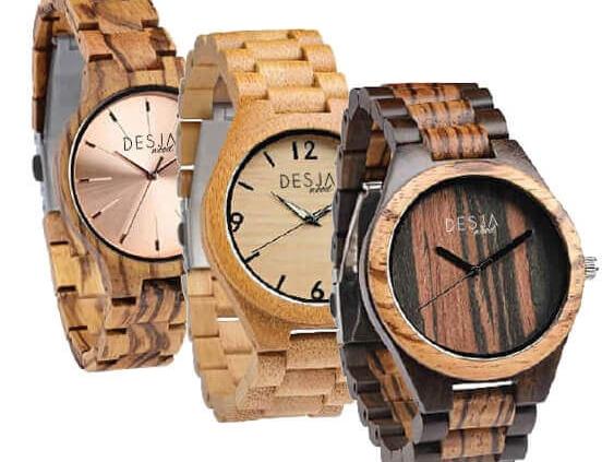 orologi da polso in legno uomo