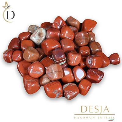 pietra diaspro rosso