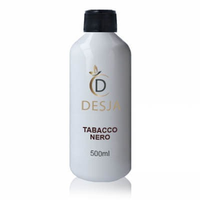 Ricarica profumatore ambiente Tabacco Nero 500 ML per bastoncini